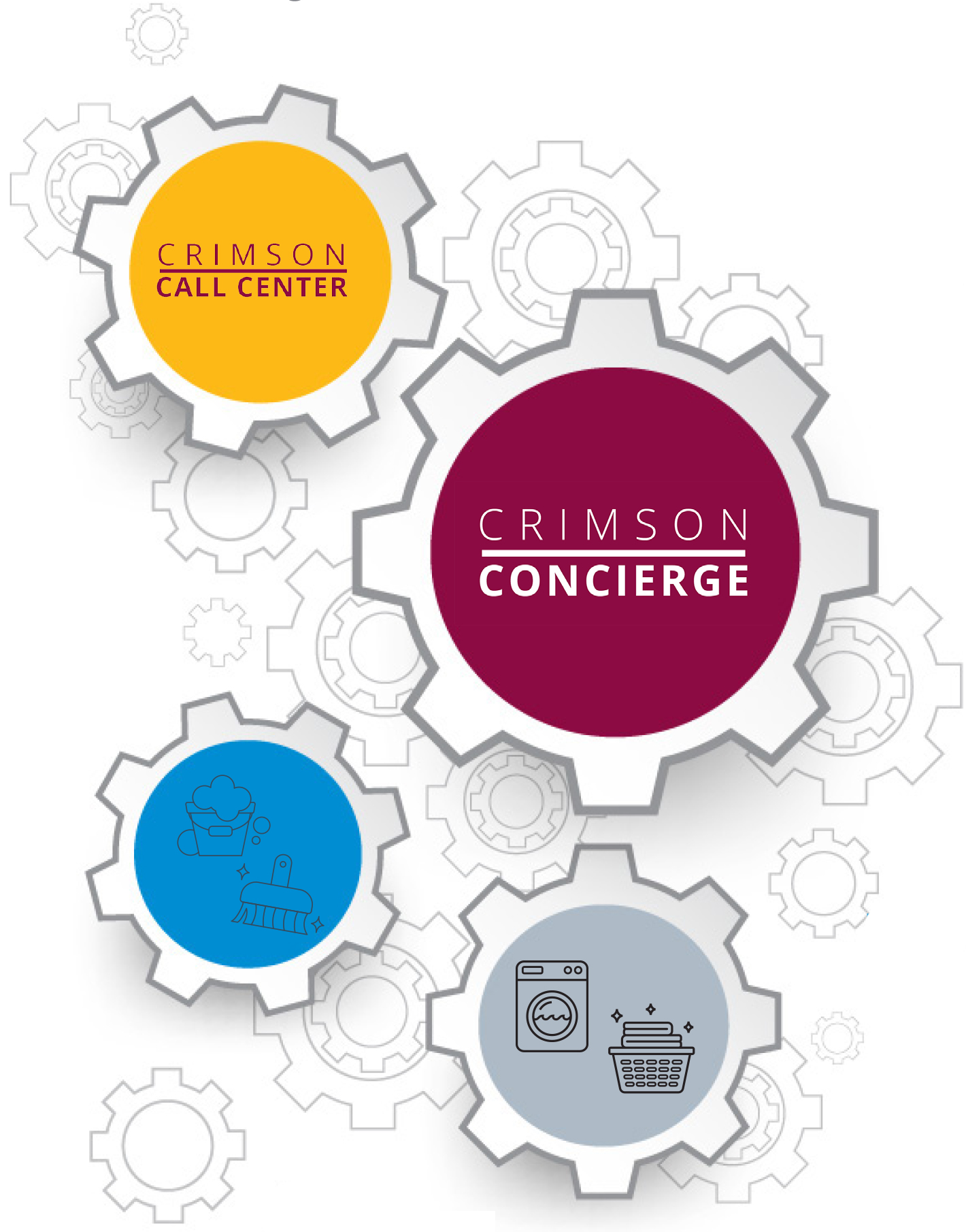 Crimson Concierge and Crimson Call Center